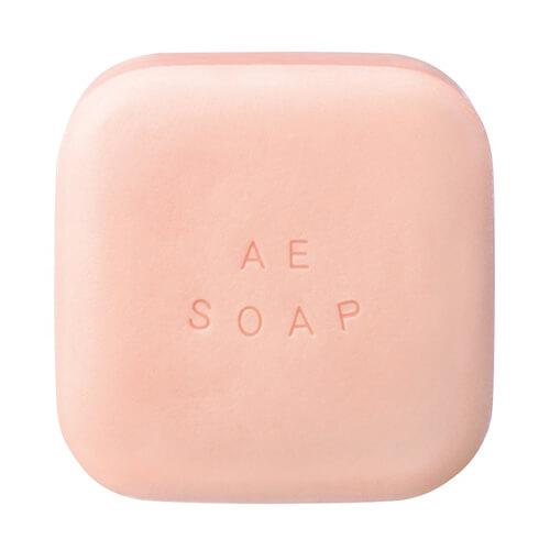 使用化粧品:AEソープ
